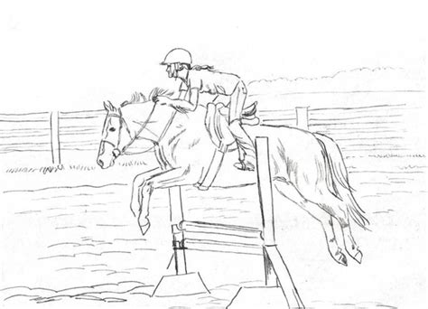 coloring pages horse and rider horse and rider coloring pages coloring pages