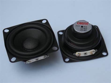 Speaker Acr Range 12 Inch aliexpress buy 2pcs 2 inch 4 ohm 12w range speakers hifi louderspeakers speaker