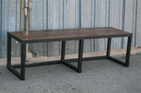 industrial style bench modern industrial style bench combine 9