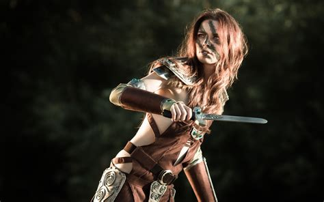 skyrim android skyrim dragonborn android wallpaper photos high quality of computer aela the huntress daggers