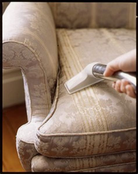 vacuum couch how to clean your house monthly