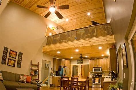 custom pole barn homes iowa illinois greiner buildings