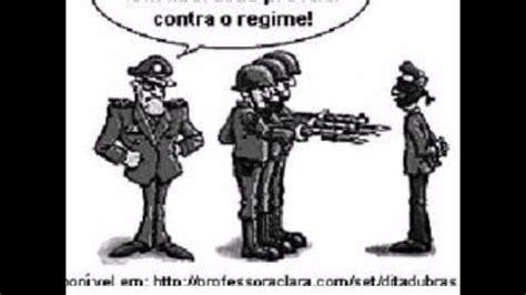 o per 237 odo da ditadura militar e a m 250 sica roda viva