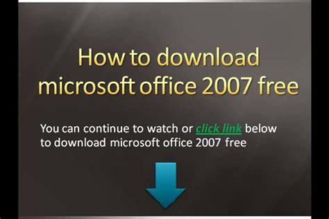 free microsoft word 2007 on vimeo