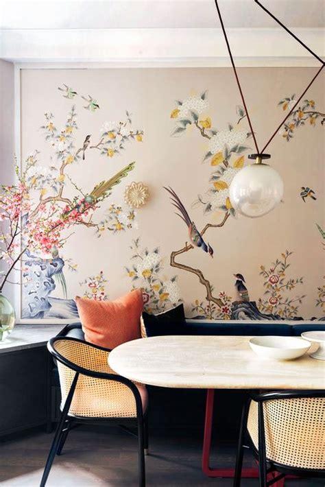 dining room wallpaper ideas thatll elevate