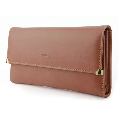 Handbag Wallet s fashion clutch matte leather wallet card