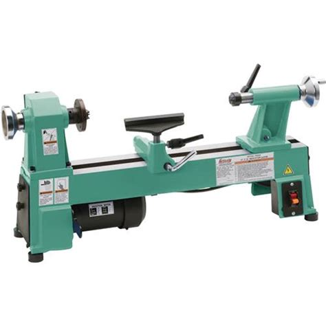 bench top wood lathe grizzly 10 quot x 18 quot benchtop wood lathe h8259 new ebay