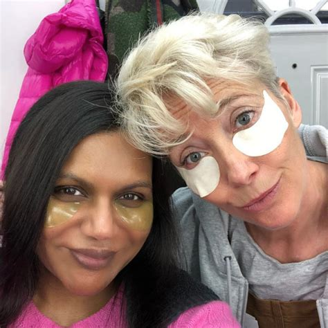 mindy kaling emma thompson mindy kaling and emma thompson celebrities you didn t