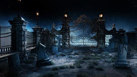 fondo de pantalla de calabaza castillo cementerio compra halloween cementerio online al por mayor de china