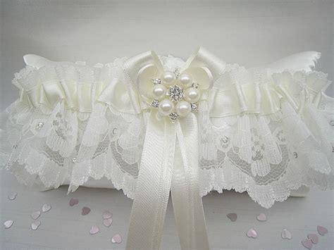 Wedding Garters by Personalised Wedding Garter Wedding Garters Uk Luxury