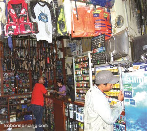 Alat Pancing Di Jatinegara ronson fishing mau buka toko pancing belanja aja di
