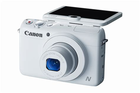 Kamera Canon Powershot N100 Canon Powershot N100 Has Specs For A Pocket Wired