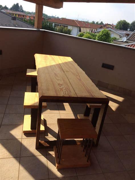 tavoli su misura realizzazione tavoli su misura in legno bergamo