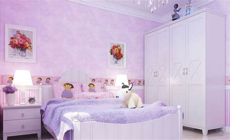 little girl bedrooms pink cartoon little girl bedroom