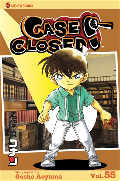 Detective Conan 55 closed volume 55