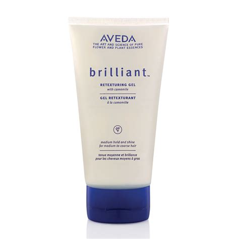 aveda hair gel men aveda brilliant retexturing gel 150ml feelunique