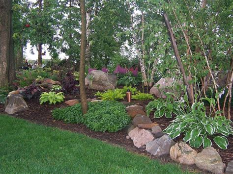 shade garden design ideas 52 simple and beautiful shade garden design ideas