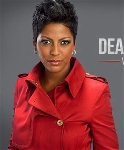 tamron hall haircut today tamron hall host of deadline crime women of id