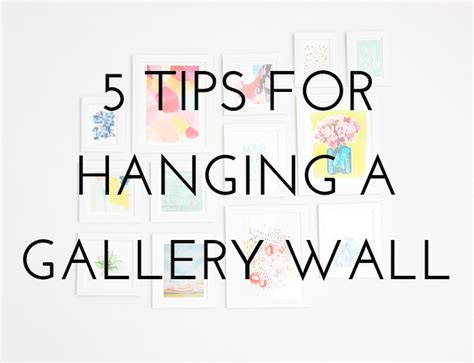 10 tips on how to hang almost anything finding home farms tips on hanging pictures on wall home design