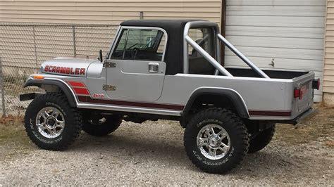 jeep scrambler 2017 1984 jeep scrambler w237 kissimmee 2017