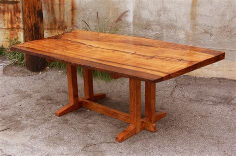 Dining Table Style Portfolio Nakashima Style Dining Table Offerman Woodshop
