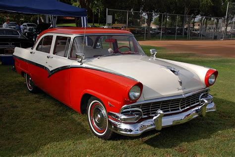 1956 ford grille imcdb org 1956 ford fairlane with 1955 grille in