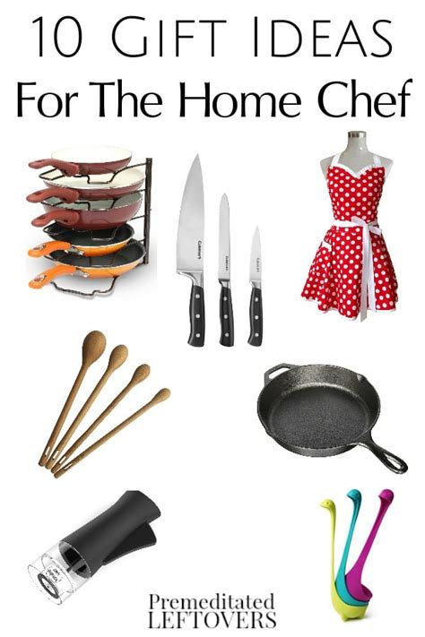 10 christmas gift ideas for home chefs