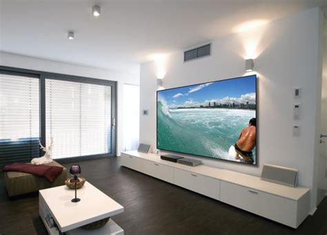 bid up tv the big picture projection screen basics cnet