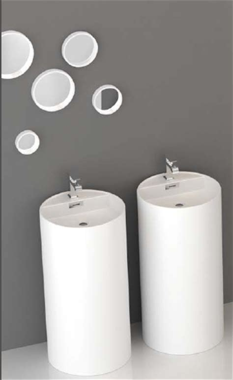 lineabeta momon freestanding bathroom sinks