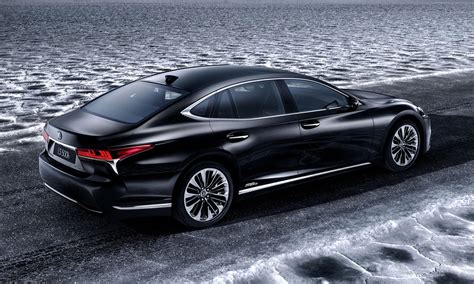 Lexus Auto by Lexus Electrifies Ls 500 For Geneva Auto Show