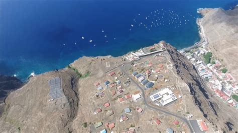 Vs 123 St Hela St Helena Island From The Lens Of A Drone In Hd