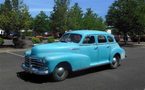 generic car name 1948 chevrolet fleetmaster but