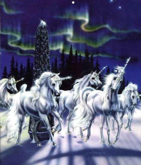 imagenes seres unicornio seres mitologicos taringa