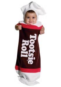Infant Halloween Costumes Baby Tootsie Roll Costume Infant Classic Candy Halloween Costumes