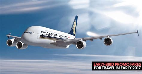 book   year holidays  singapore airlines early bird promotional fares  great