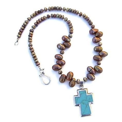 Handmade Cross Necklaces - 7 best jewelry images on