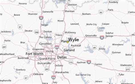 wylie texas map wylie weather station record historical weather for wylie texas