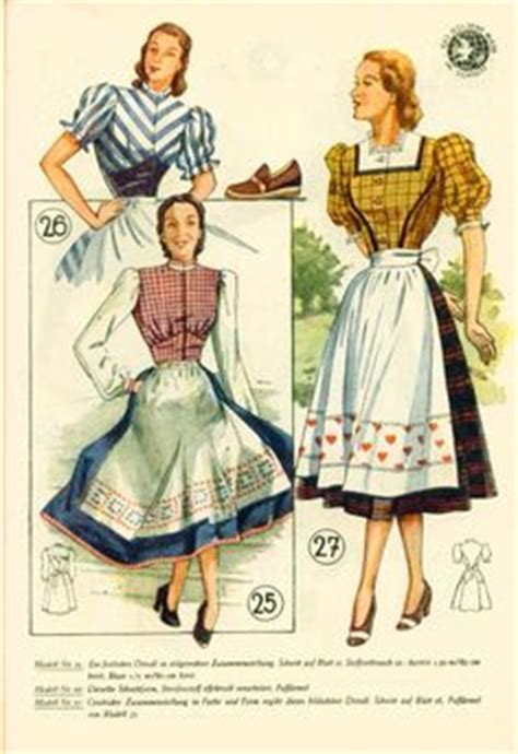supplement sle box 1930s dirndl inspired fashions vintage style dress