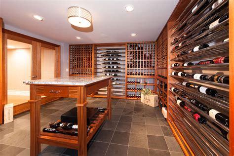 delightful mediterranean wine cellar designs youll