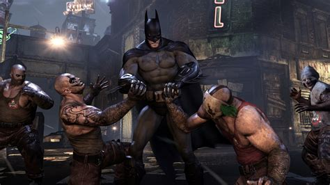 Arkham City batman arkham city compatible avec la 3d st 233 r 233 oscopique