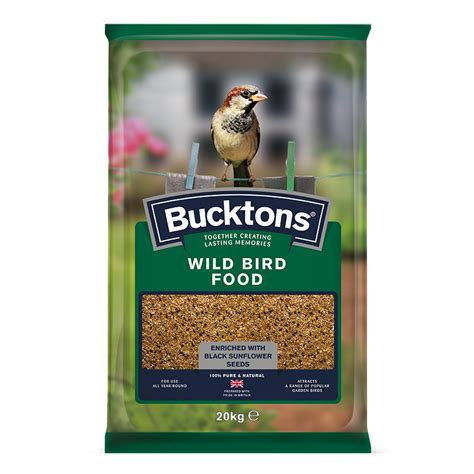 wild bird food bucktons