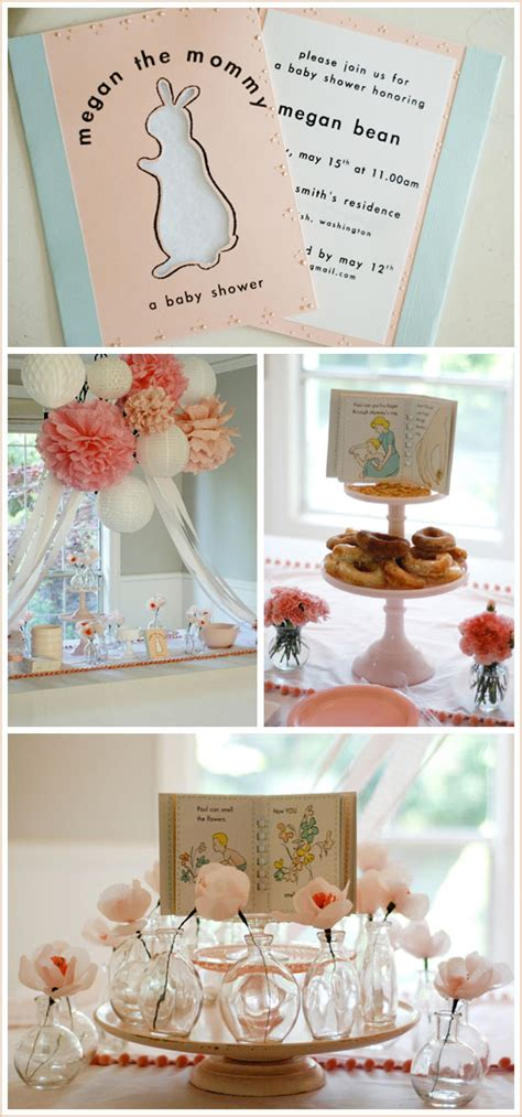 The Rabbit Baby Shower by For B Dub Dos On