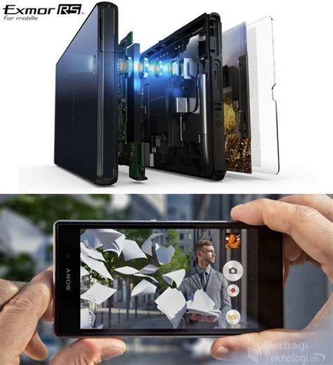 Kamera Digital Sony Exmor sensor sony exmor rs imx230 setara dslr di smartphone