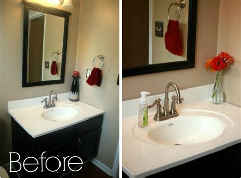 budget bathroom makeover budget bathroom makeover
