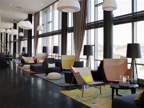 hotel interior designs rica hotel narvik a stylish modern business hotel