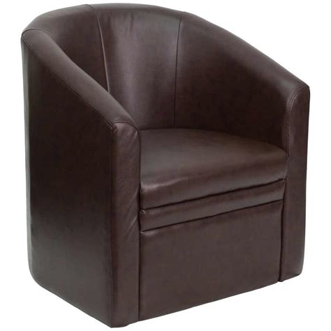 leather reception chairs leather reception chairs for home office