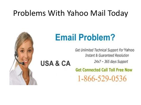 email yahoo problem issues with yahoo mail