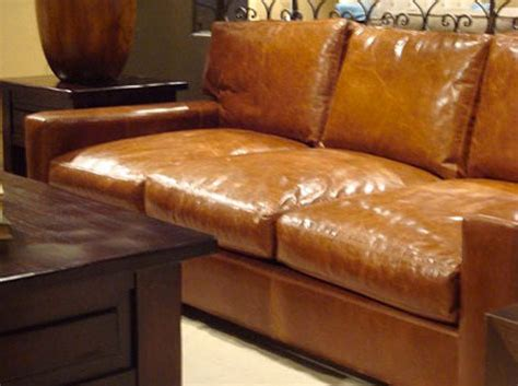 camel faux leather sofa considering caramel leather design sponge