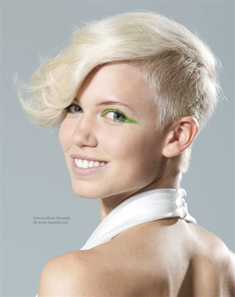 short clippered shaircuts for ladies short clippered haircuts for women