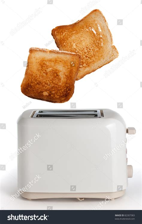How To Get Toast Out Of Toaster toast popping out of a toaster stock photo 82307383